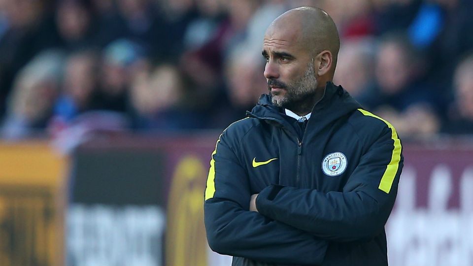 Guardiola Stress City Kalah