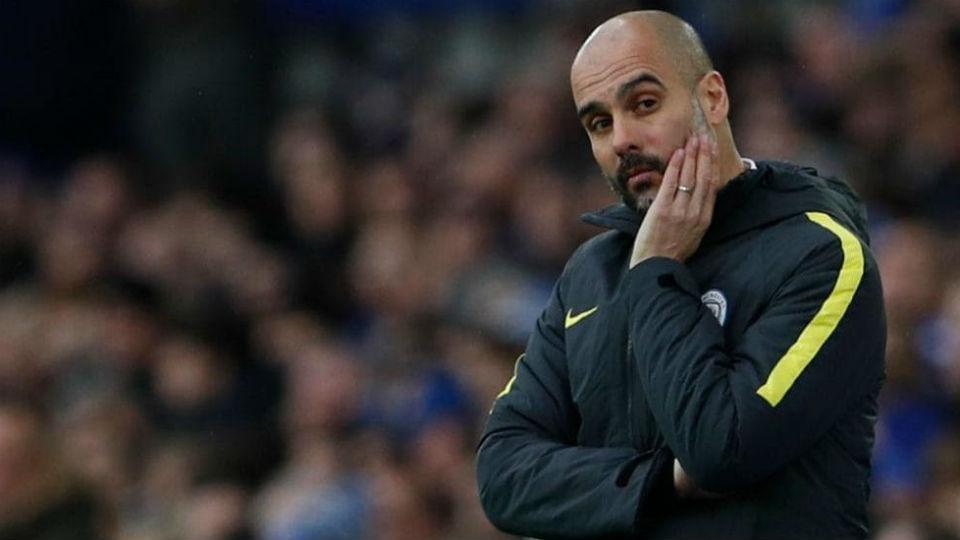 Pep Guardiola usai kekalahan 4-0 kontra Everton